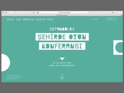 Sehirde Oyun Konferansı Web