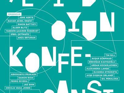 Şehirde Oyun Konferansı Poster
