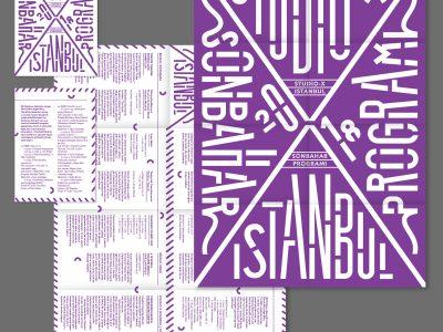 Studio-X Istanbul Autumn programs 2018